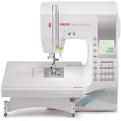 Singer Quantum Stylist 9960 Portable Sewing Machine